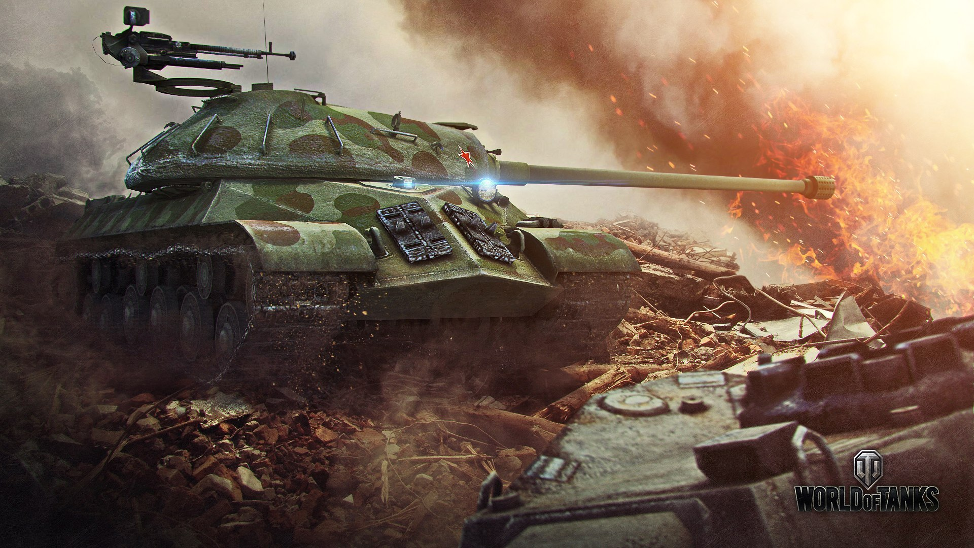 Установить шрифт для world of tanks